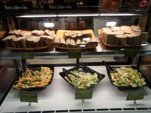 Sandwiches and Salads!